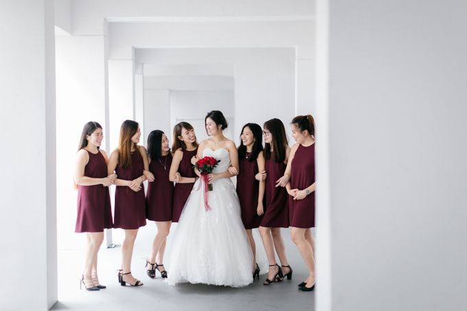 Wedding Day Moment Photography of Say Hong & Tricia by DTPictures - 025