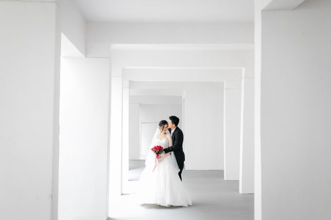 Wedding Day Moment Photography of Say Hong & Tricia by DTPictures - 027