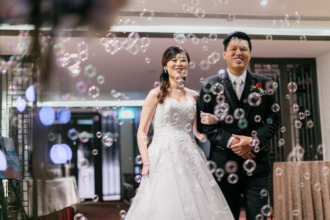 Wedding Day Moment Photography of Say Hong & Tricia by DTPictures - 029