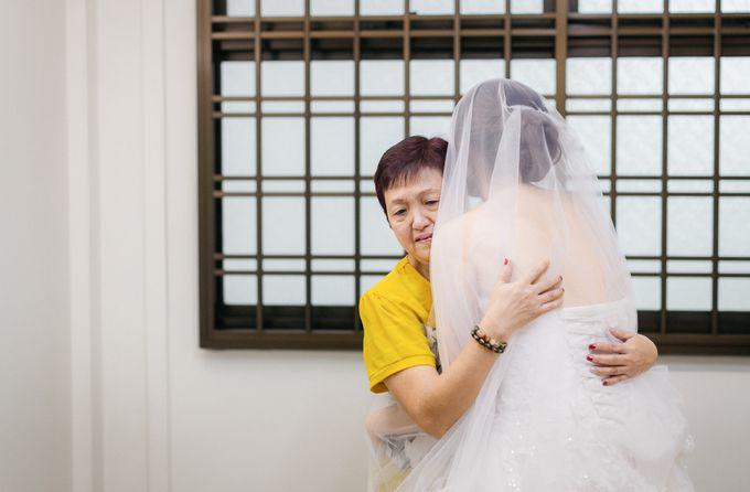 Wedding Day Moment Photography of Say Hong & Tricia by DTPictures - 007