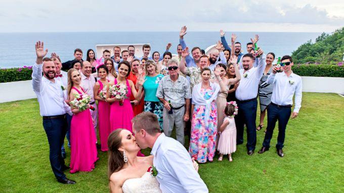 Tristan & Svetlana Wedding by The Surga Villa Estate - 004