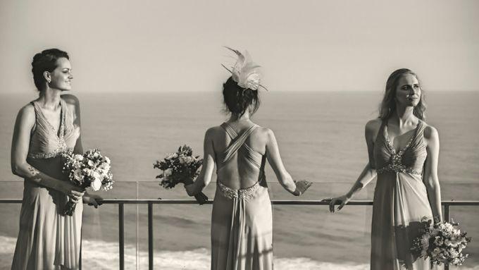 Tristan & Svetlana Wedding by The Surga Villa Estate - 006
