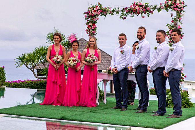 Tristan & Svetlana Wedding by The Surga Villa Estate - 002