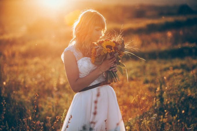 Country  Wedding by Marina Nazarova Photographer - 019
