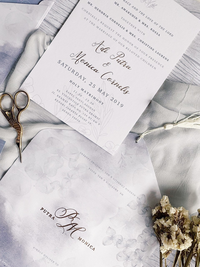 Whimsical Forest by Trouvaille Invitation - 007