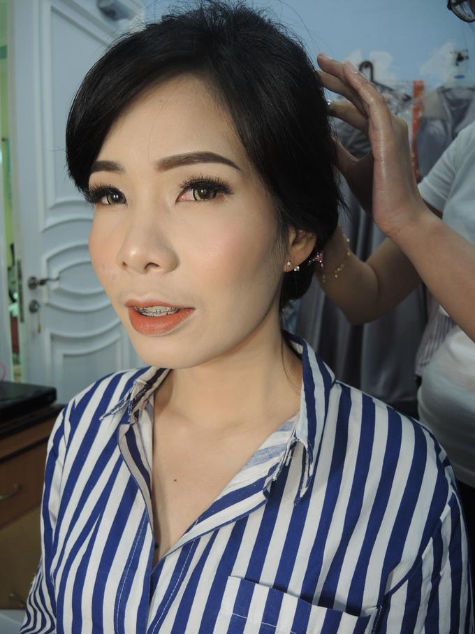 Bridesmaid Makeup 1 by Troy Makeup Artist - 020