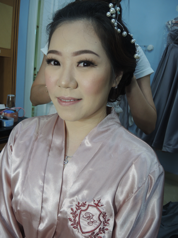 Bridesmaid Makeup 1 by Troy Makeup Artist - 021