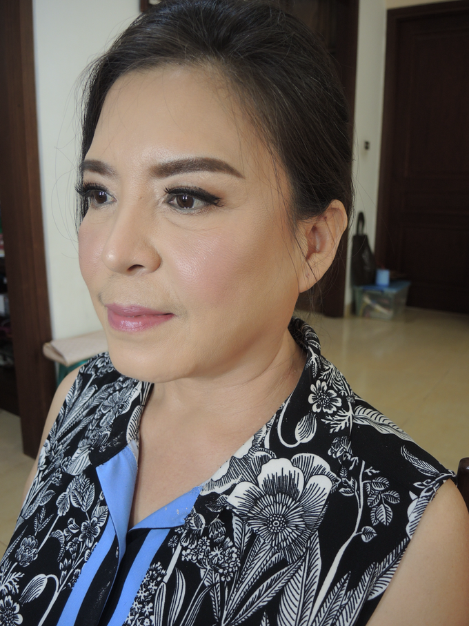 Makeup for Mature Women 1 by Troy Makeup Artist - 002