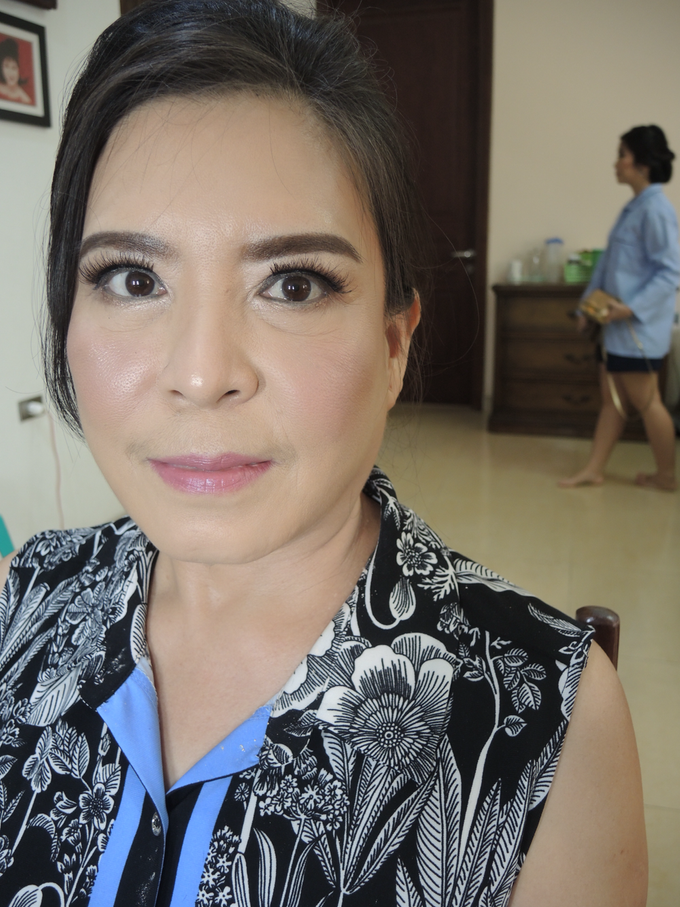 Makeup for Mature Women 1 by Troy Makeup Artist - 003