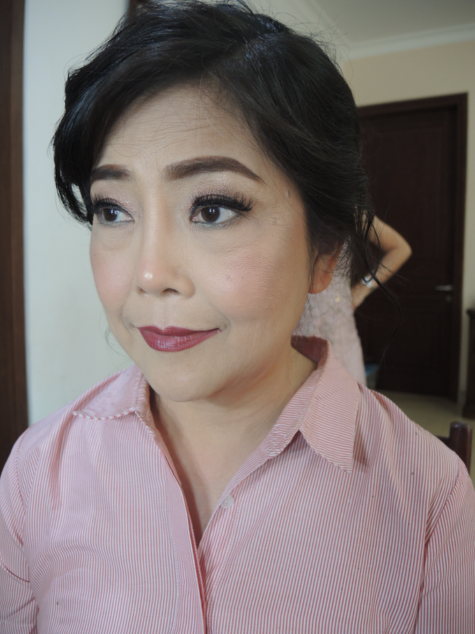 Makeup for Mature Women 1 by Troy Makeup Artist - 004