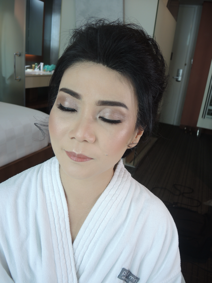 Makeup for Mature Women 1 by Troy Makeup Artist - 012