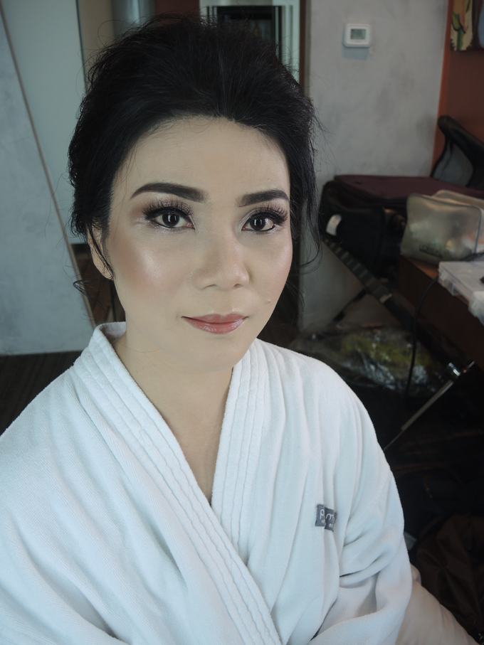 Makeup for Mature Women 1 by Troy Makeup Artist - 013