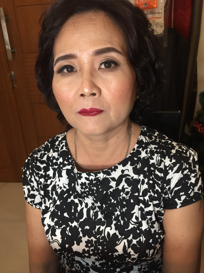 Makeup for Mature Women 1 by Troy Makeup Artist - 018