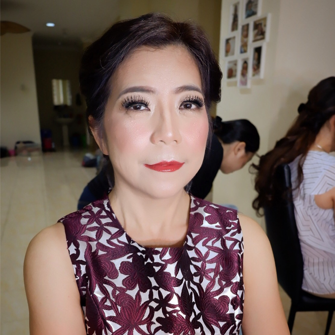 Makeup for Mature Women 1 by Troy Makeup Artist - 035