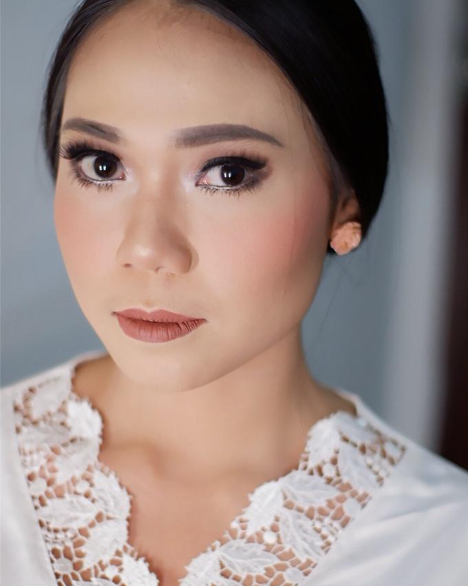 Wedding Makeup Look by Troy Makeup Artist - 016