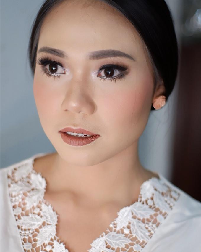 Wedding Makeup Look by Troy Makeup Artist - 017