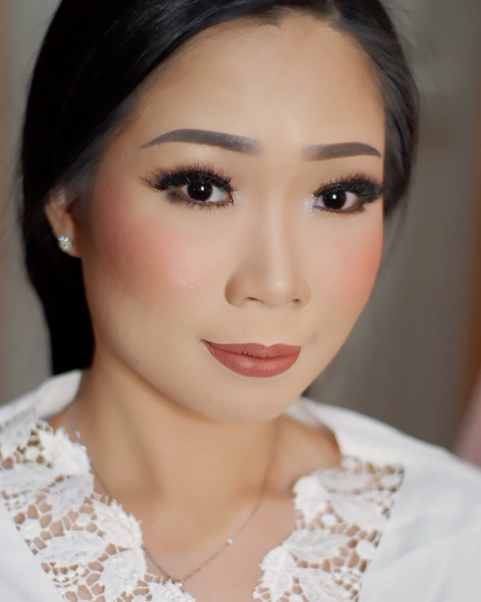 Wedding Makeup Look by Troy Makeup Artist - 019