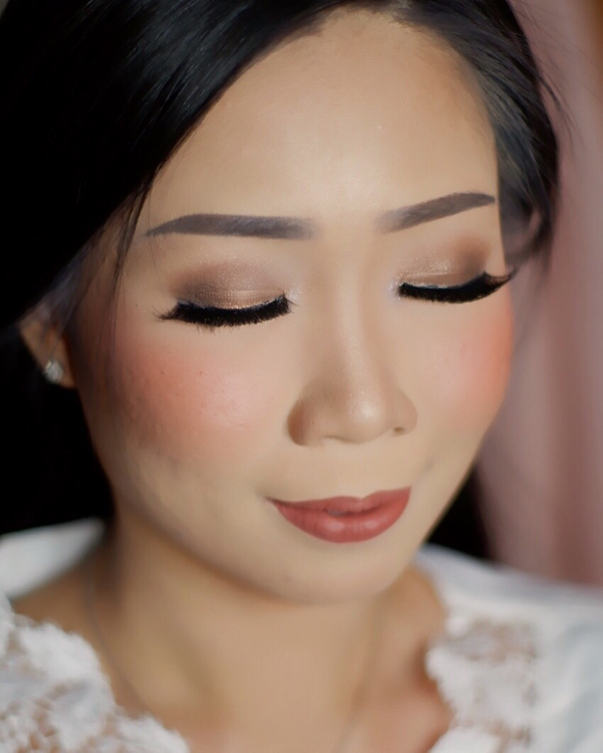 Wedding Makeup Look by Troy Makeup Artist - 020