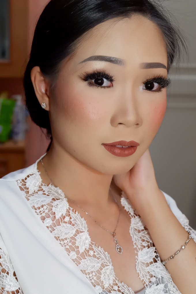 Wedding Makeup Look by Troy Makeup Artist - 021