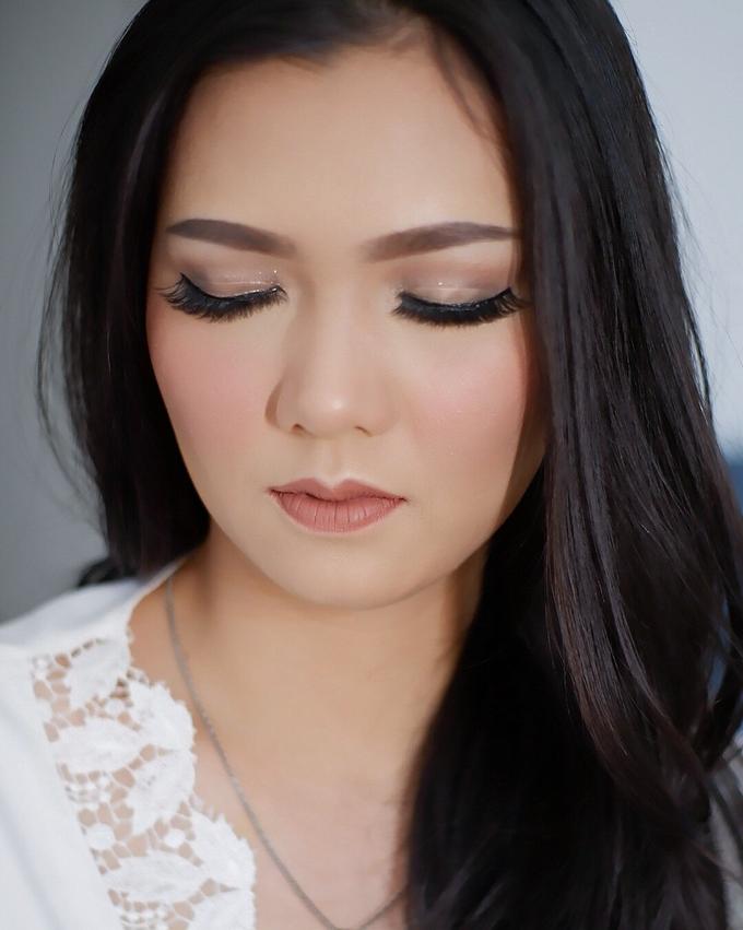 Wedding Makeup Look by Troy Makeup Artist - 026