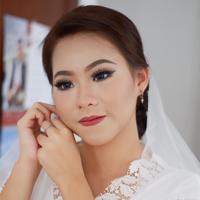 Wedding Makeup Look by Troy Makeup Artist - 032
