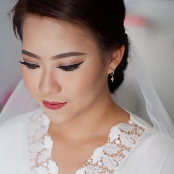 Wedding Makeup Look by Troy Makeup Artist - 033