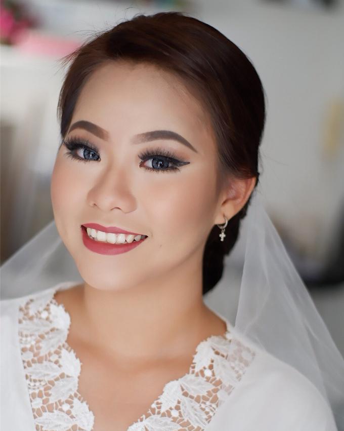 Wedding Makeup Look by Troy Makeup Artist - 036