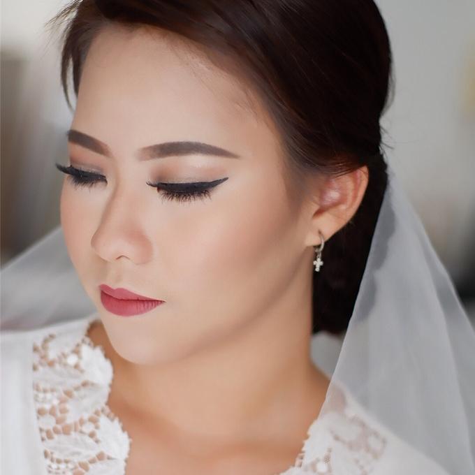 Wedding Makeup Look by Troy Makeup Artist - 034