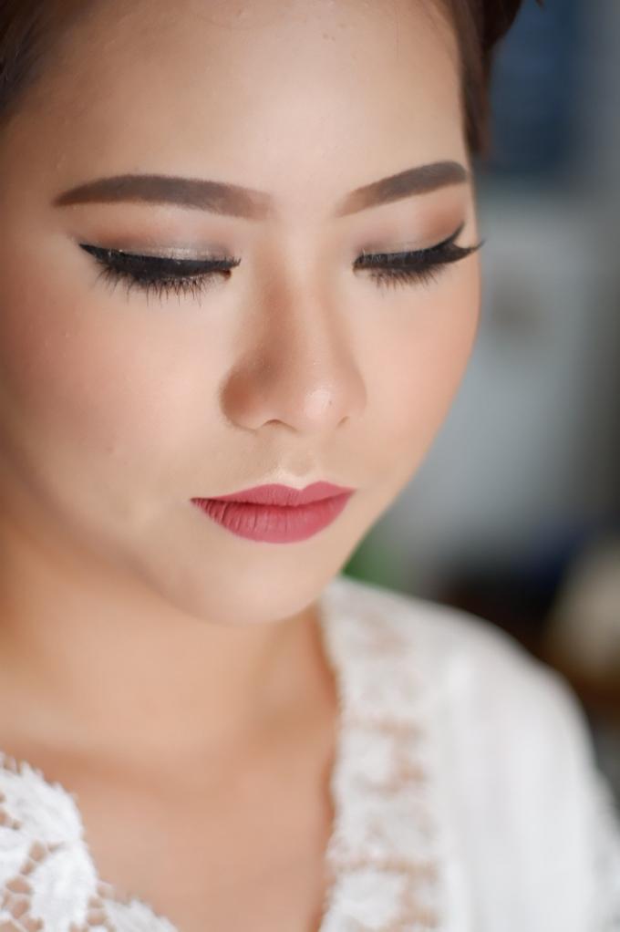 Wedding Makeup Look by Troy Makeup Artist - 038