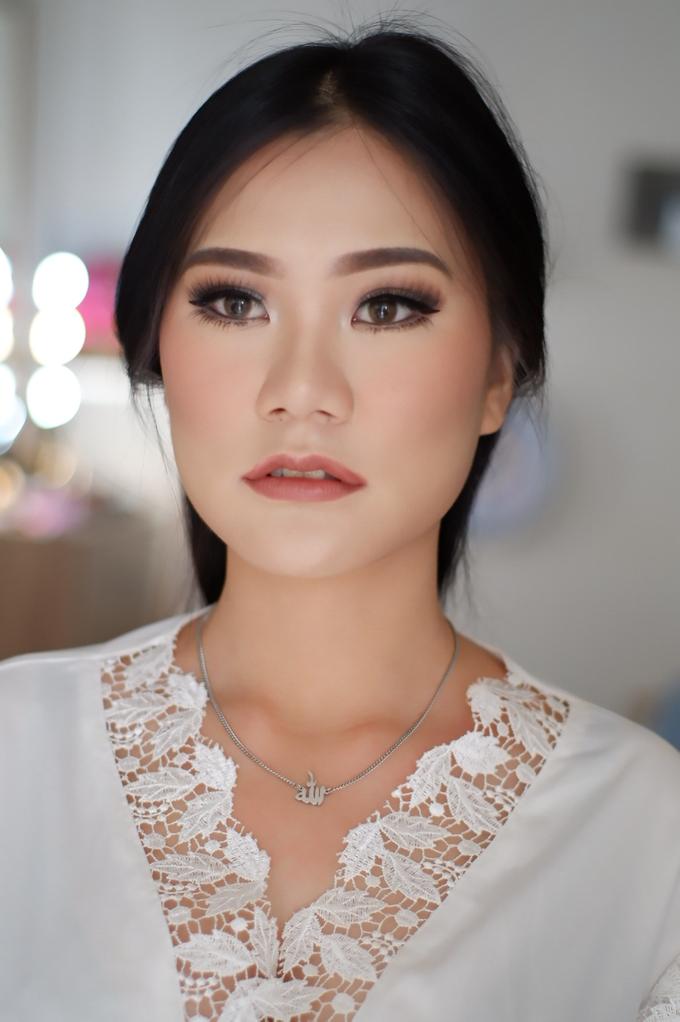 Wedding Makeup Look by Troy Makeup Artist - 041