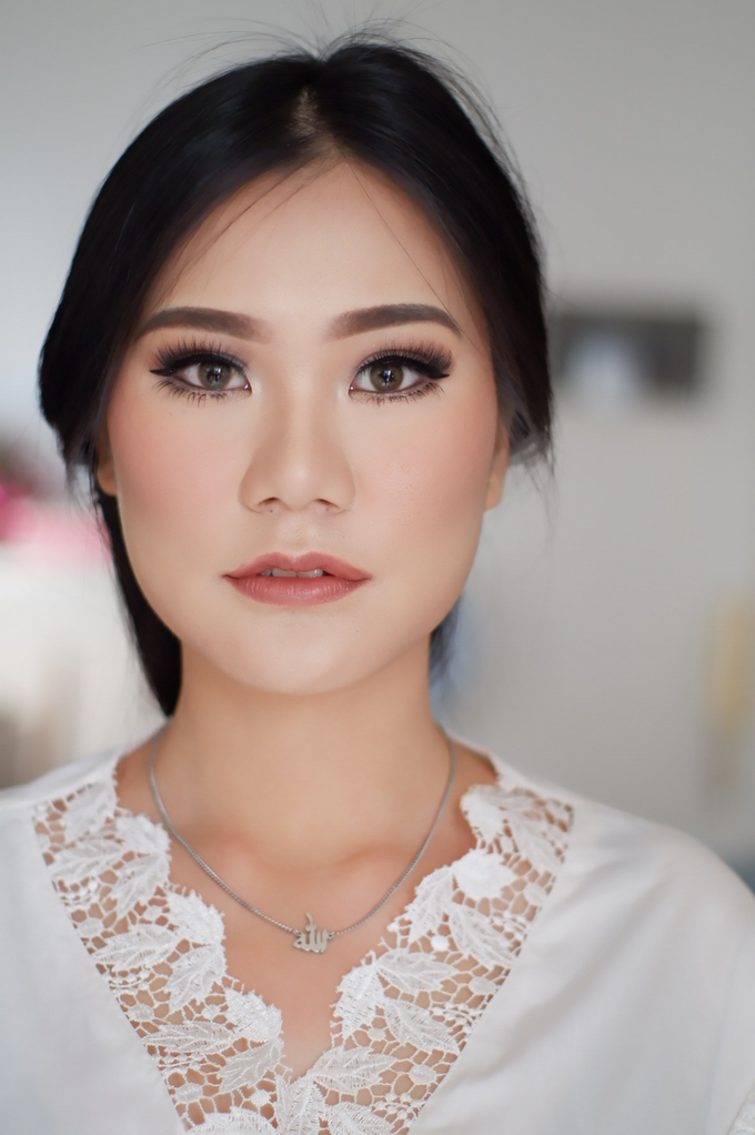 Wedding Makeup Look by Troy Makeup Artist - 040