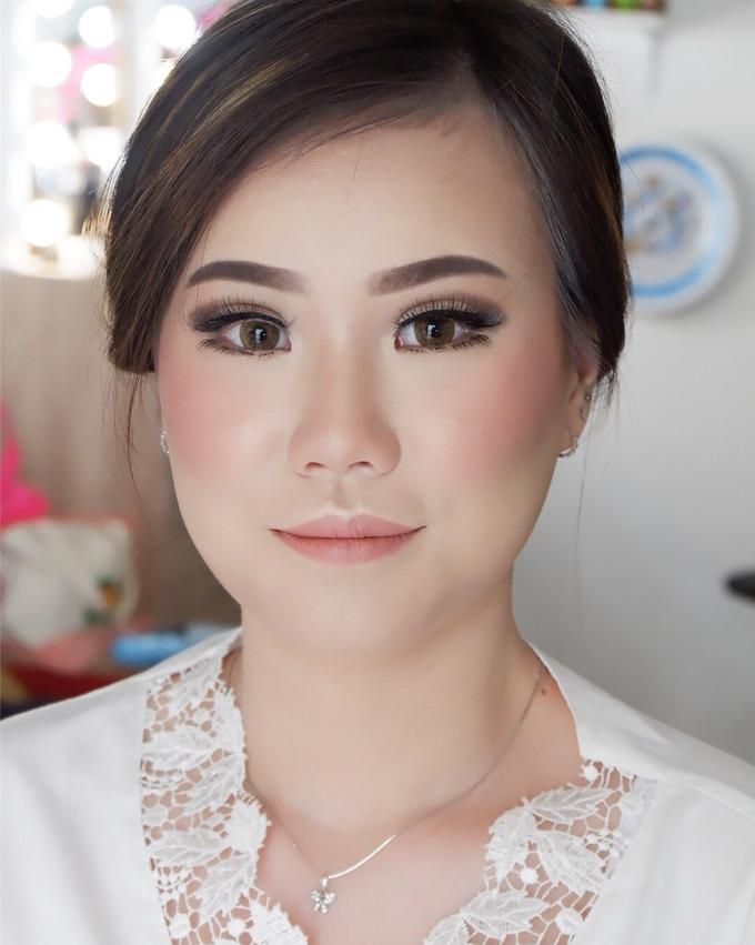 Wedding Makeup Look by Troy Makeup Artist - 044