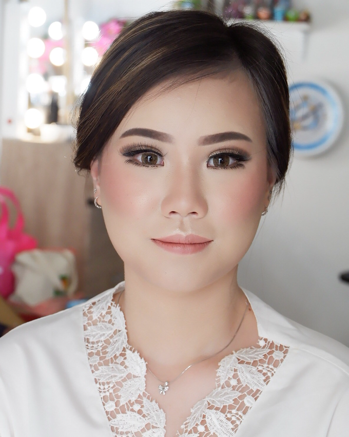 Wedding Makeup Look by Troy Makeup Artist - 045