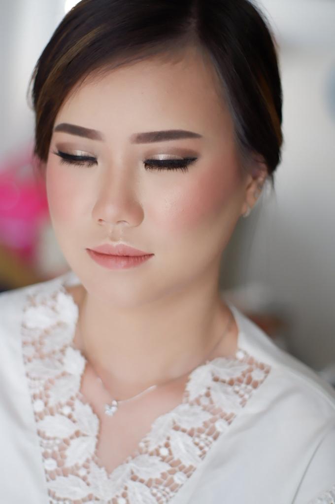 Wedding Makeup Look by Troy Makeup Artist - 046