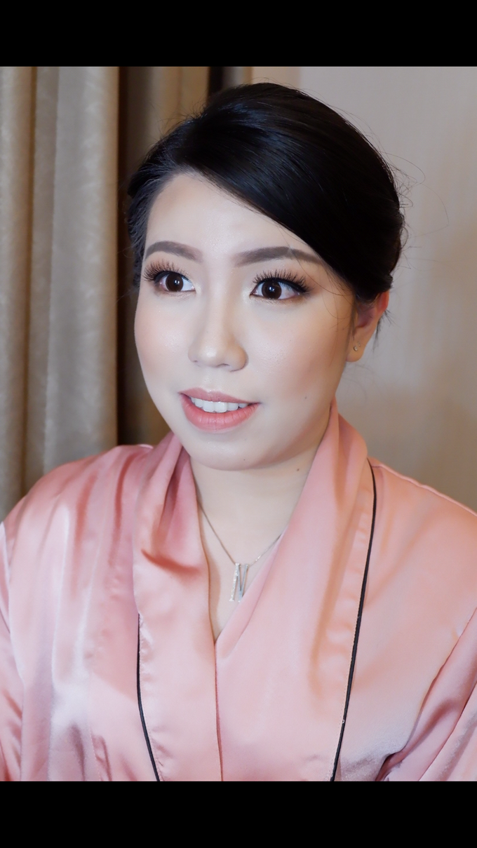 Bridesmaid makeup 2 by Troy Makeup Artist - 002