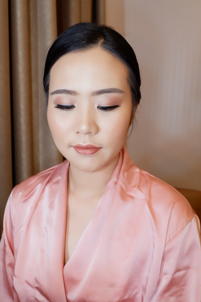 Bridesmaid makeup 2 by Troy Makeup Artist - 006