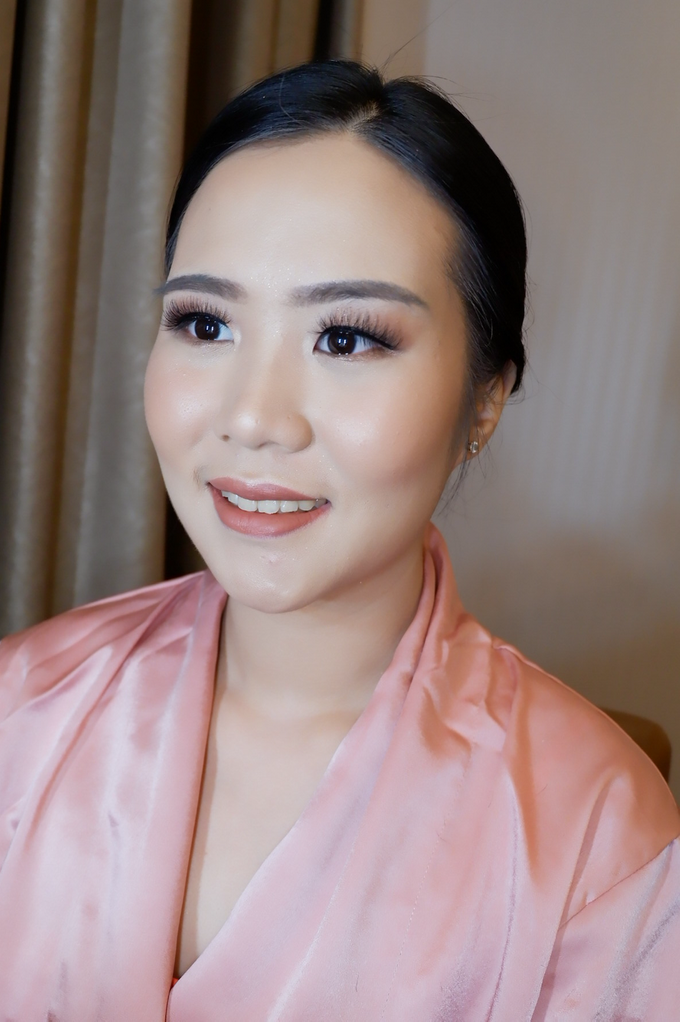 Bridesmaid makeup 2 by Troy Makeup Artist - 007