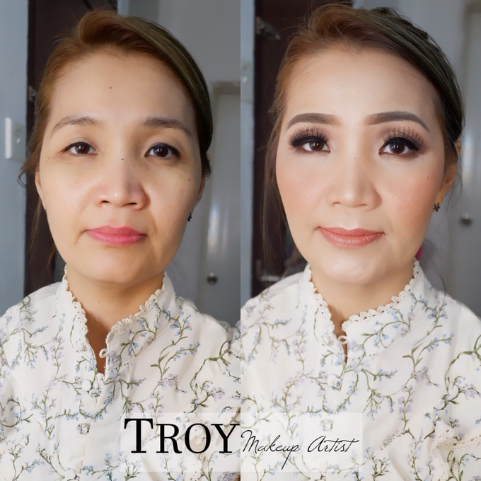 Mother Makeup by Troy Makeup Artist - 001