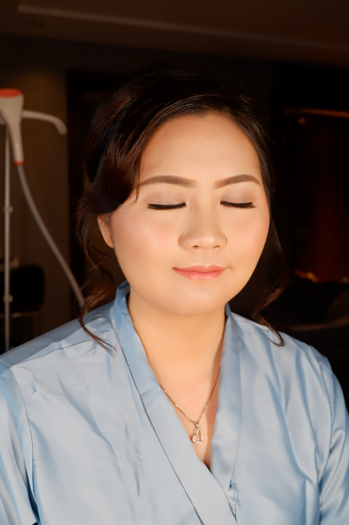 Bridesmaid makeup 2 by Troy Makeup Artist - 020