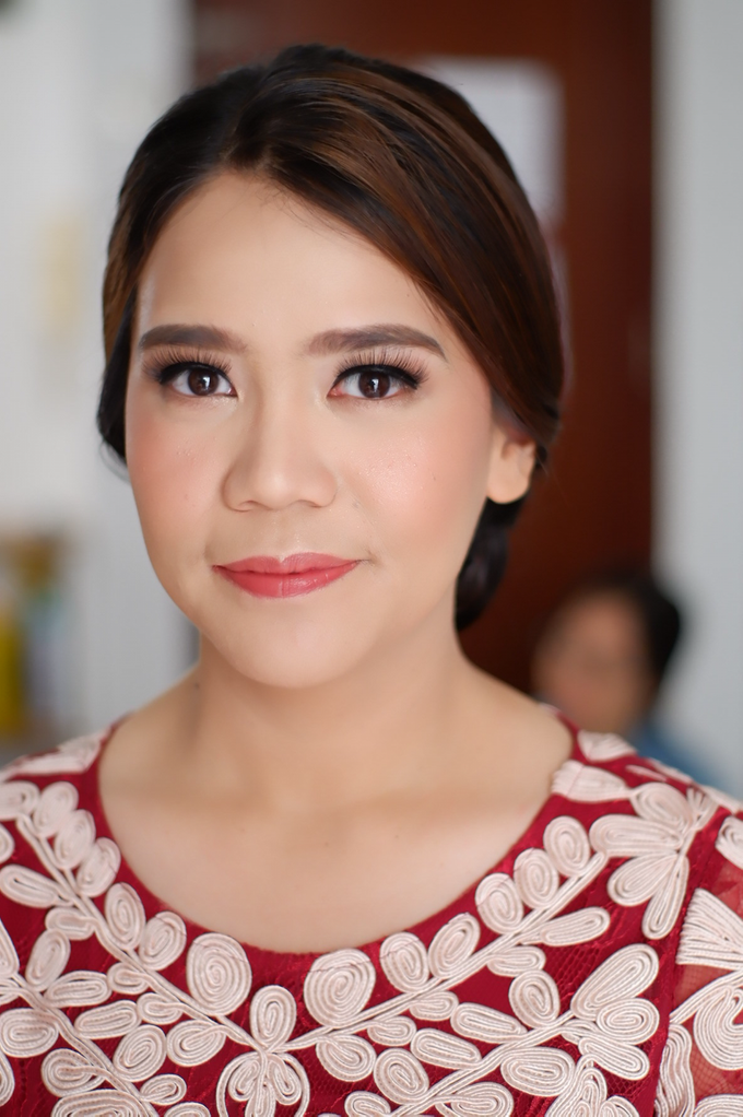 Engagement makeup by Troy Makeup Artist - 001