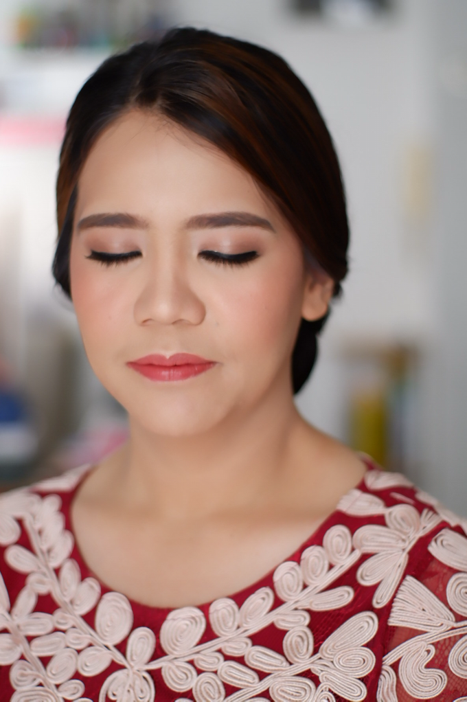 Engagement makeup by Troy Makeup Artist - 002