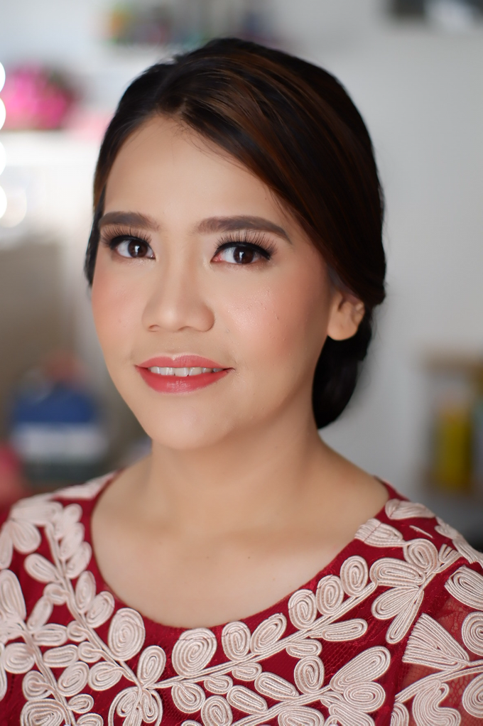 Engagement makeup by Troy Makeup Artist - 003