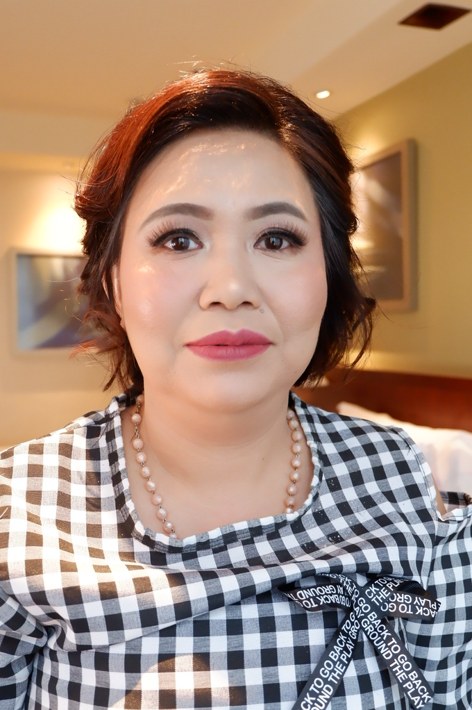 Mature women makeup 2 by Troy Makeup Artist - 023