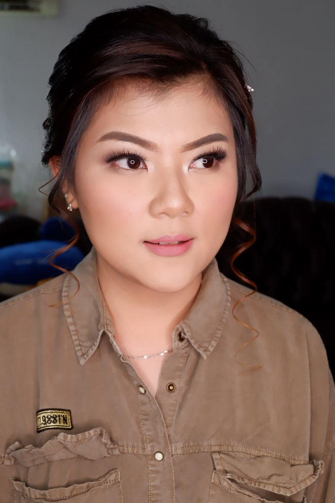Engagement makeup by Troy Makeup Artist - 006