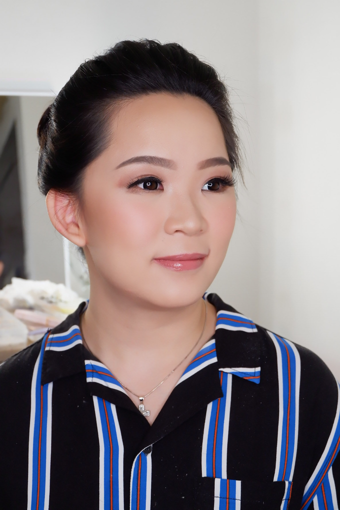Engagement makeup by Troy Makeup Artist - 007