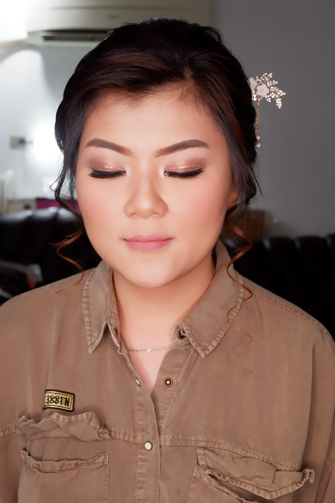 Engagement makeup by Troy Makeup Artist - 005