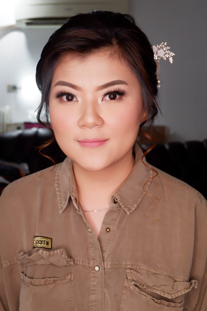 Engagement makeup by Troy Makeup Artist - 004