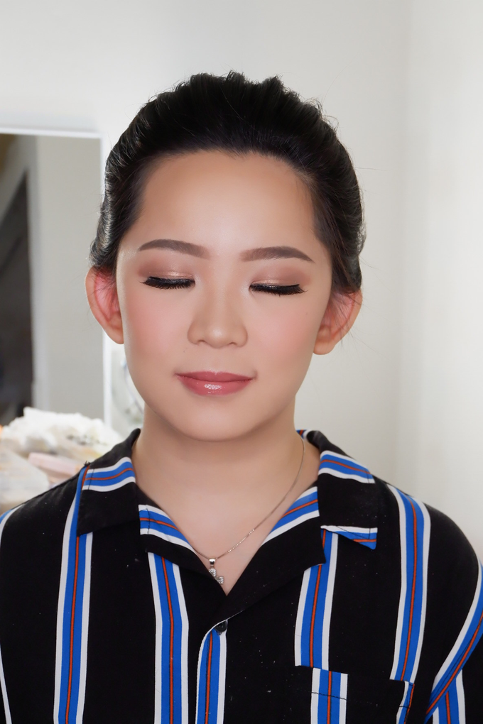 Engagement makeup by Troy Makeup Artist - 008