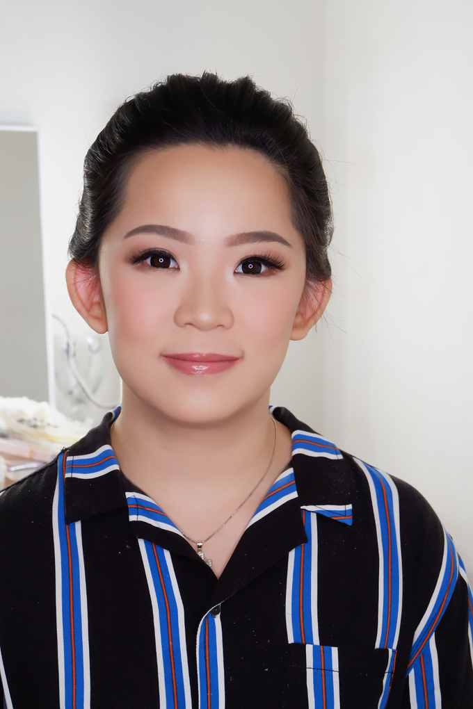 Engagement makeup by Troy Makeup Artist - 009