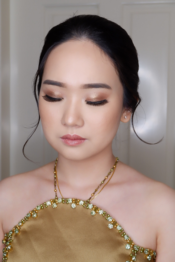 Engagement makeup by Troy Makeup Artist - 011